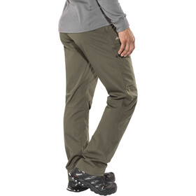Lundhags Laisan Pantalones Hombre, tea green